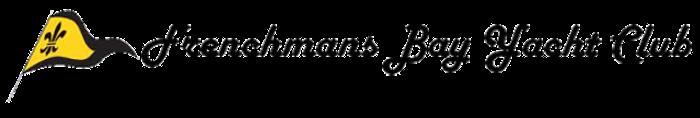 Frenchman's Bay Yacht Club Logo